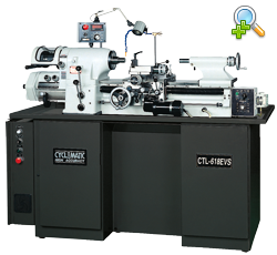 CYCLEMATIC CTL-618EVS / 5C High precision toolmakers lathe with high speed spindle
